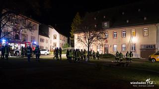 Einsatzübung Kloster Schönau Strüht - 18.11.2016