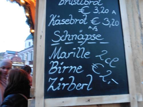 verhungern muss keiner in Mariazell
