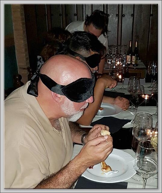 Cena a ciegas en Calahorra (4)