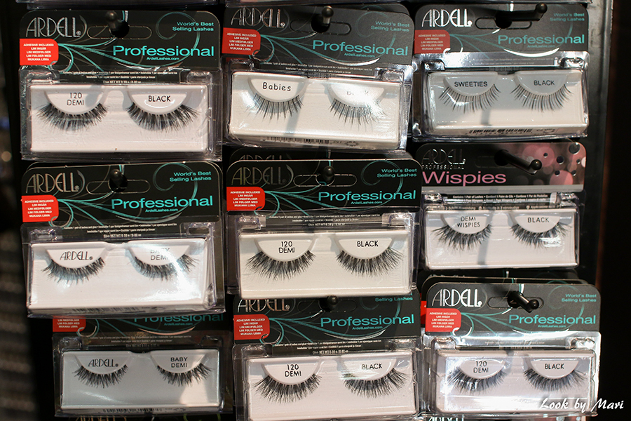 4 Ardell false eyelashes i love me messut