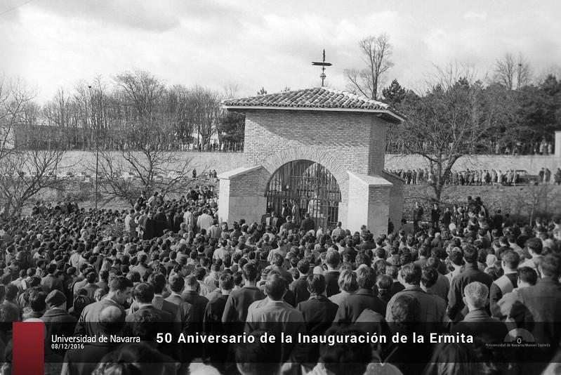 50 Aniversario de la Inauguración de la Ermita