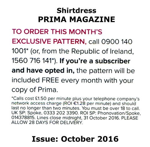Prima Magazine - Pattern, Oct 2016 (04)