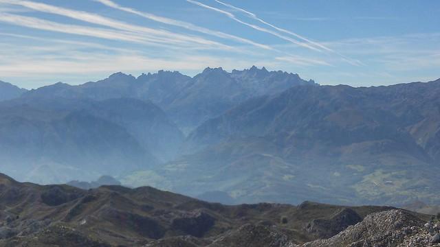 Macizo central de los Picos de Europa, los Urrieles