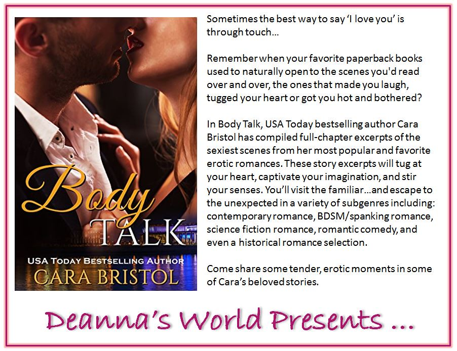 Body Talk by Cara Bristol blurb