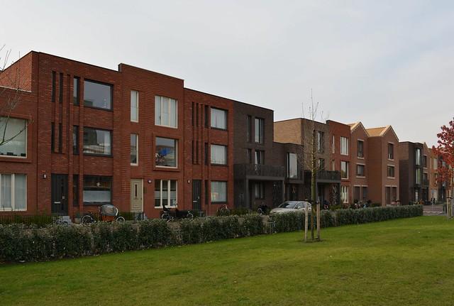 Nieuw crooswijk huis van wensen nieuwbouw architectuur for Rotterdam crooswijk