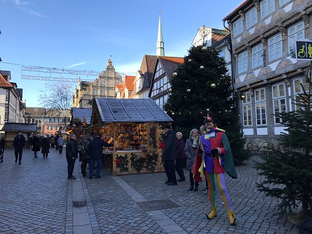 Hamelin Christmas market Germany  18