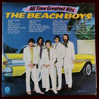 The Beach Boys - All Time Greatest Hits