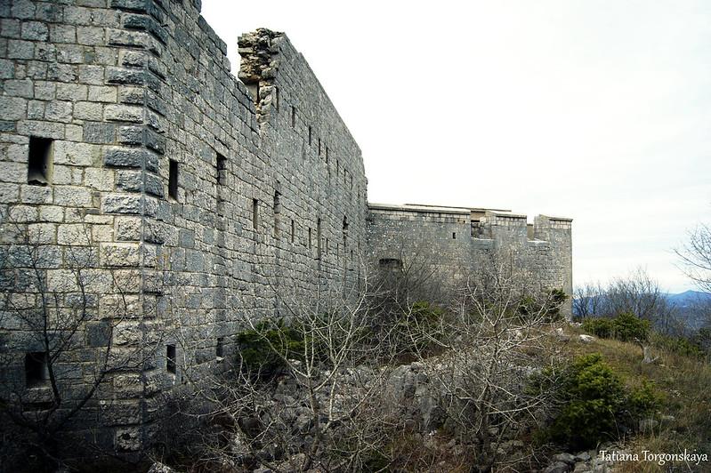 Стена Гливы