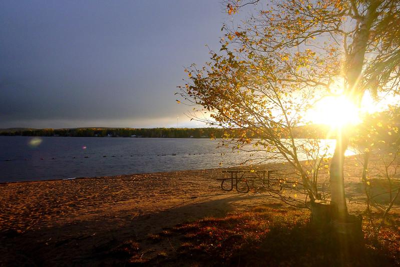 Lake St. Peter - Sunset