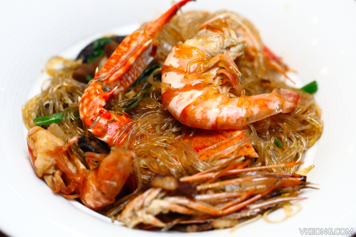 Edge Hilton Pattaya Buffet Seafood Noodle