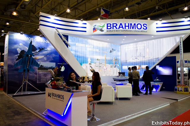 Brahmos Trade Show Display