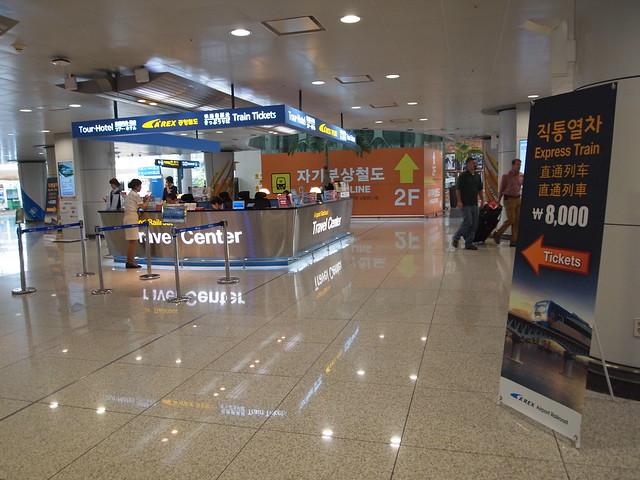 P9242165 空港鉄道(A'REX/コンハンチョルド/공항철도) 韓国 ソウル