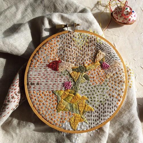 Stitch Journal, Day 304