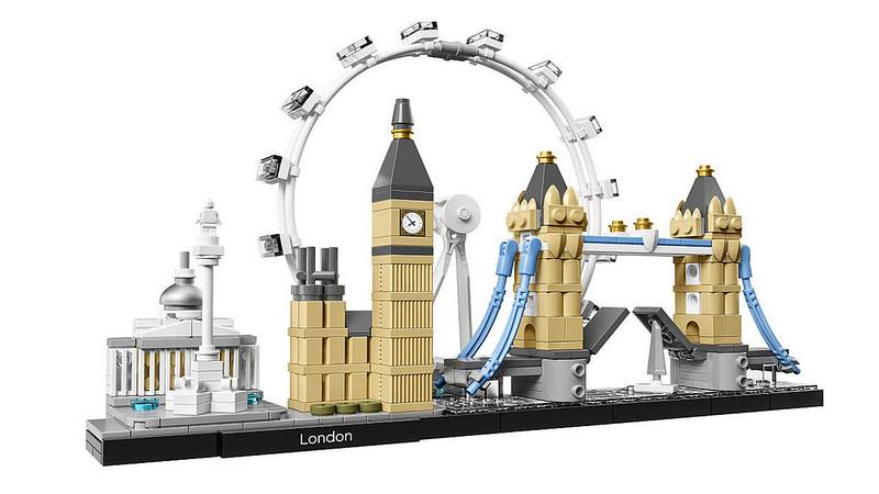 LEGO Architecture - London (21034)