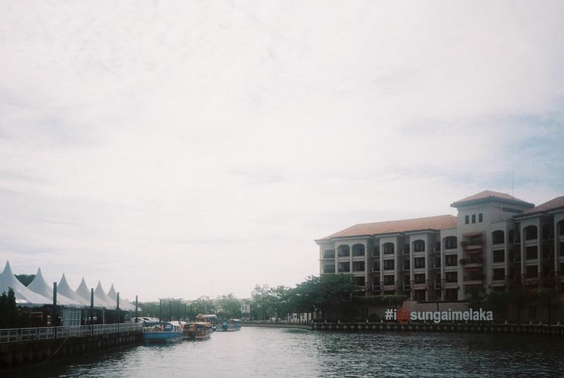 River Cruise @ Malacca River