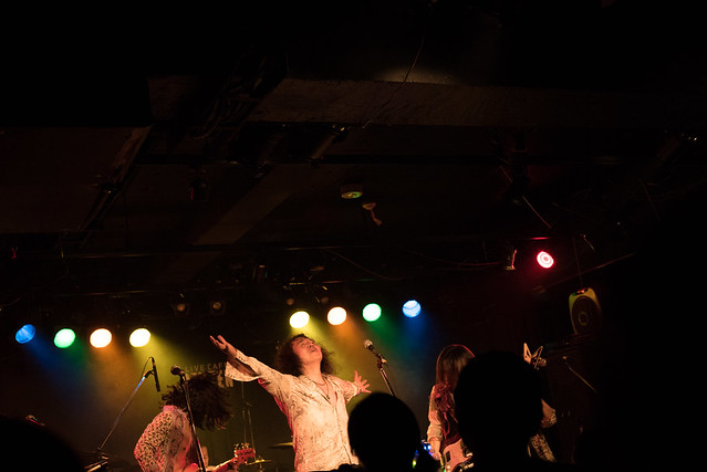 Electric Sheep live at 弁天, Tokyo, 23 Oct 2016 -00165