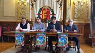 NEW & RETRO Valladolid GAME FESTIVAL. 2016. Rueda de Prensa.