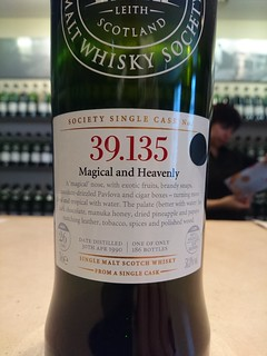 SMWS 39.135 - Magical and Heavenly