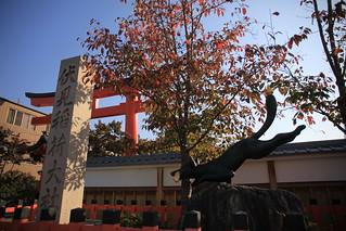 少し早めの紅葉を愛でに京都へ(1)