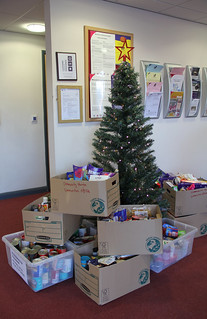 Donations collected by TCHG staff