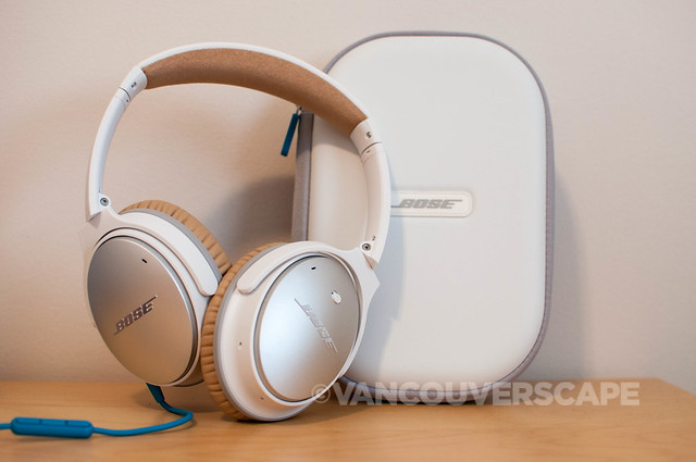 Bose QuietComfort 25 Headphones-8