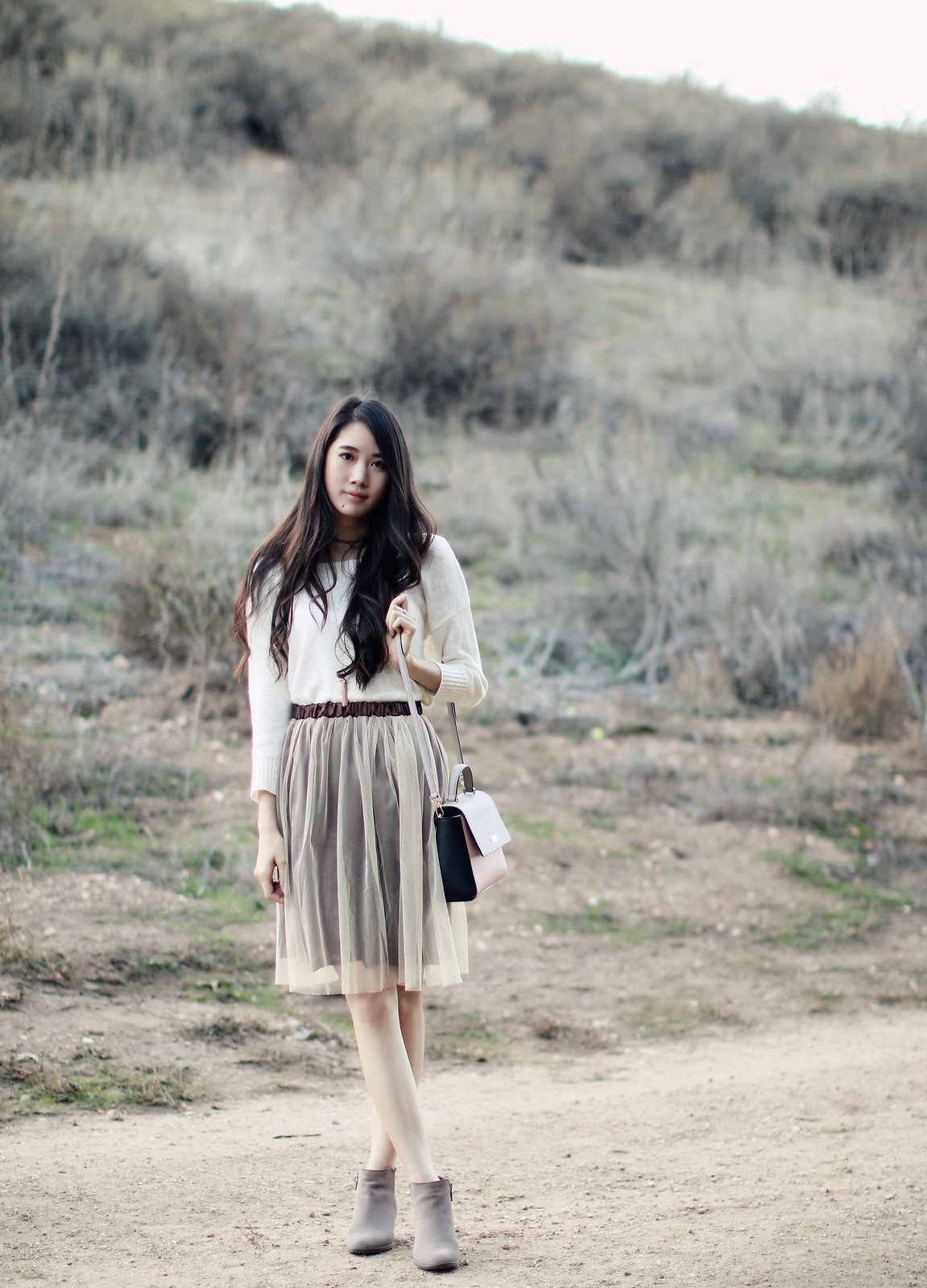 1327-ootd-fashion-chiffon-lace-skirt-openback-sweater-express-holiday2016-lookbook-korean-fashion-elizabeeetht-clothestoyouuu