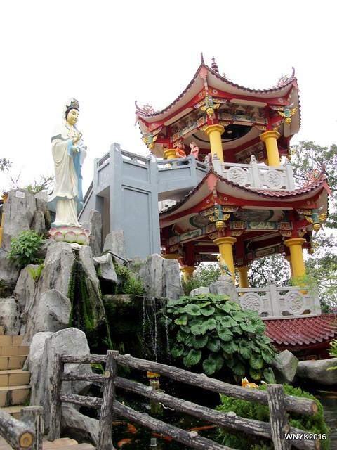 Guan Yin & Pavillion