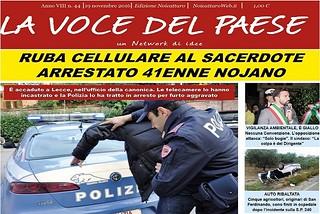 Noicattaro. Prima pagina n. 44-2016 front
