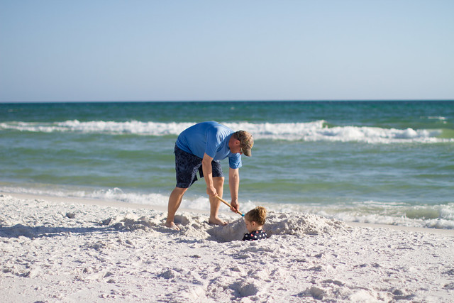 bury me, dad!