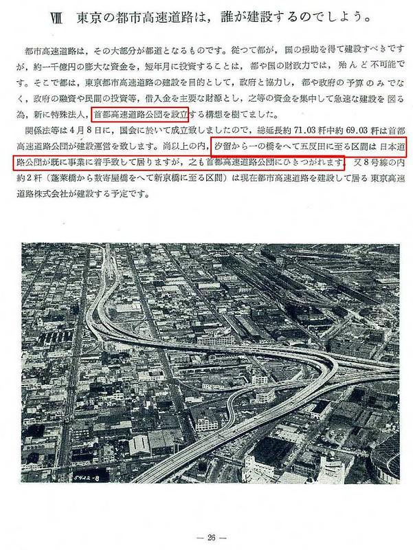 東京都市高速道路の建設について (27)