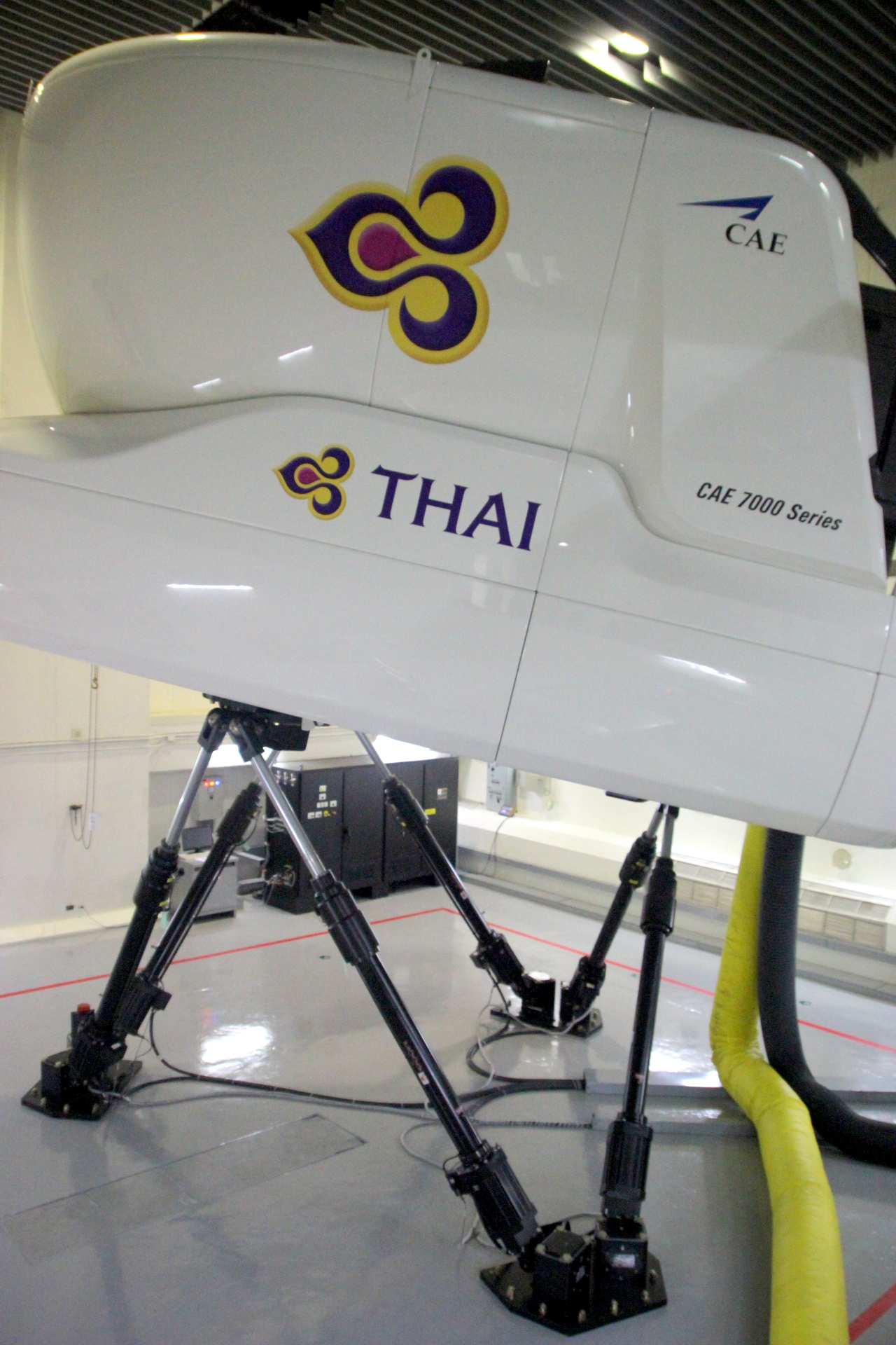 ThaiAirways simulator