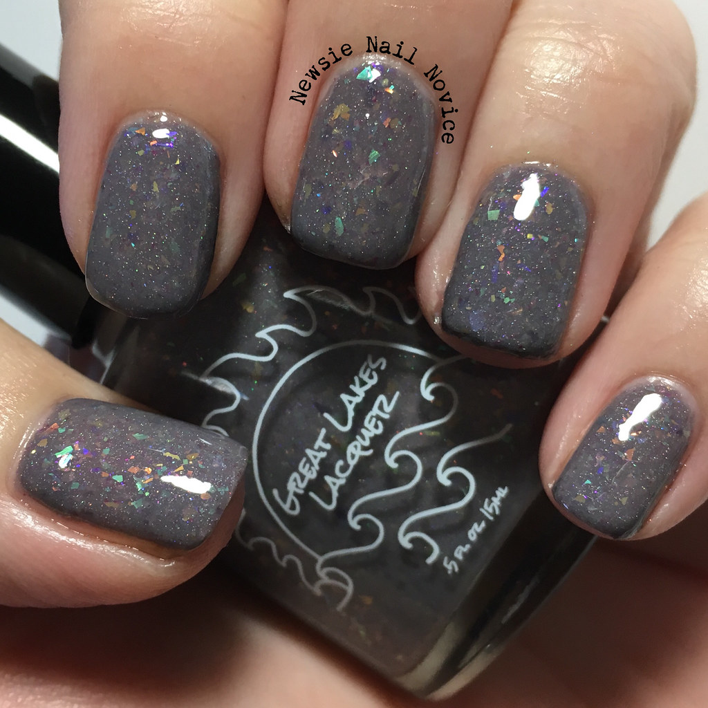 November/December Great Lakes Lacquer Polishes | Newsie Nail Novice