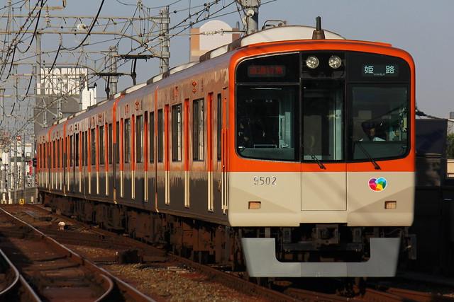 2016/08/31 阪神9300系9501F