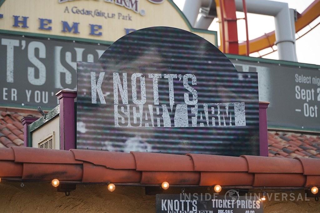 Knott's Scary Farm (2016)