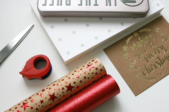DIY Gift Wrapping mit Profissimo