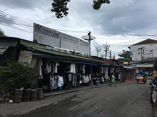 Koh Samui Laemdin Market