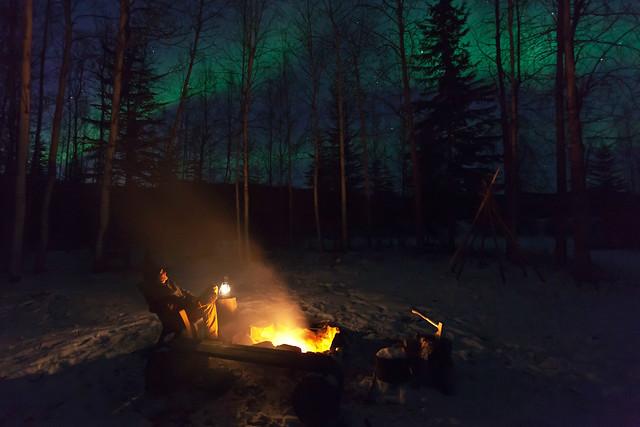 102816 - Alaska Skygazing