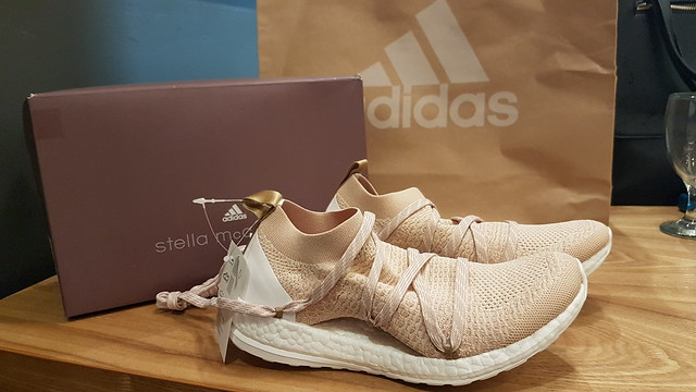 Stella McCartney Adidas Pure Boost (Nude)