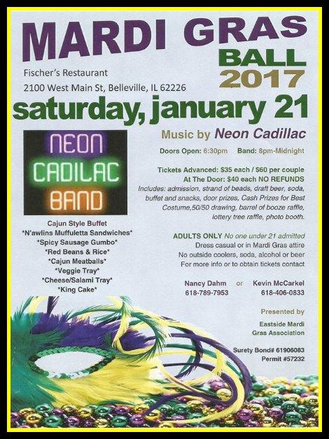 Mardi Gras Ball 1-21-16