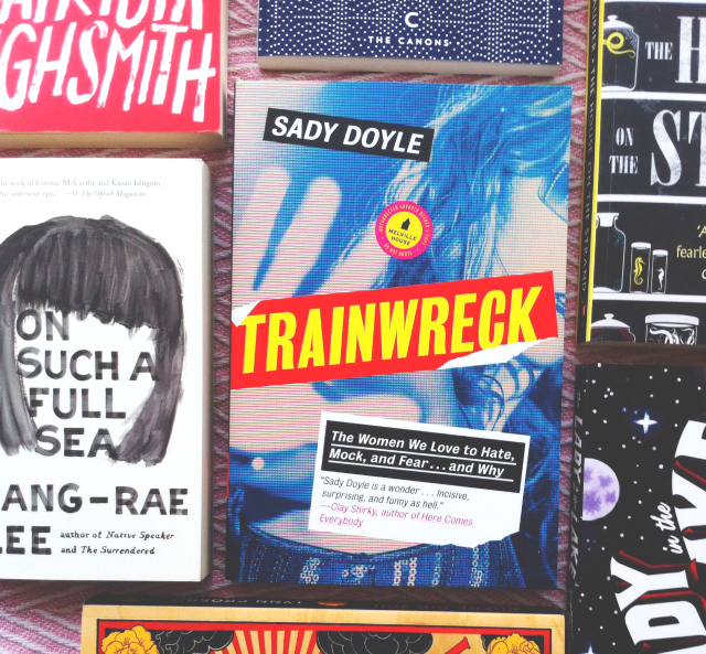 books uk book blogger vivatramp trainwreck sady doyle