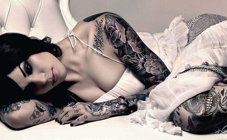 Великолепие и мастерство. Красивейшие татуировки на женских телах - ПоЗиТиФфЧиК - сайт позитивного настроения!