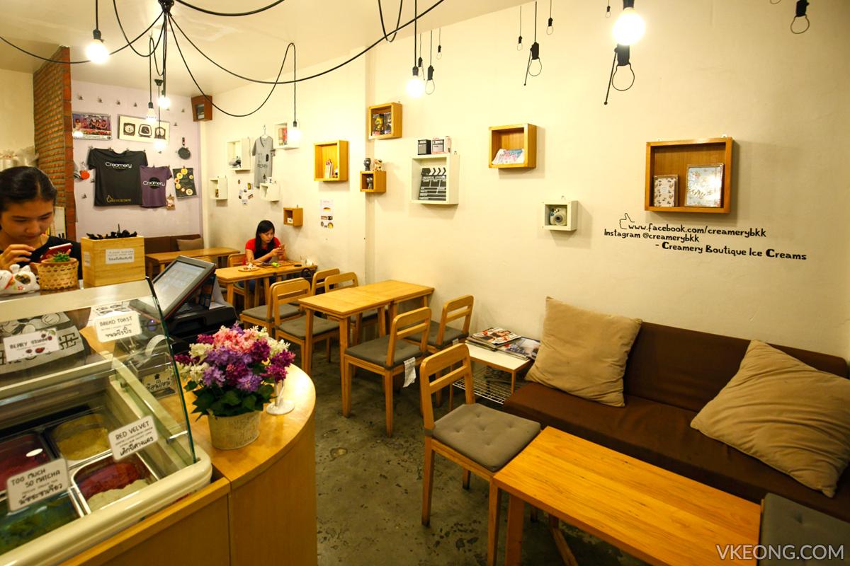 Creamery Boutique Ice Cream Bangkok