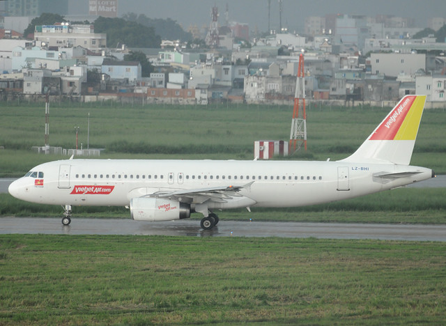 VietJet Air Airbus A320-232 LZ-BHI cn 3125