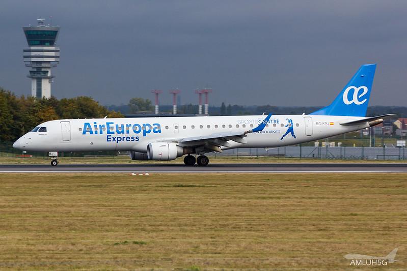 Air Europa Express - E190 - EC-KRJ (1)