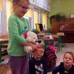 Światowy Dzień Pluszowego Misia w filii