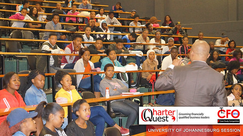 University of Johannesburg Session