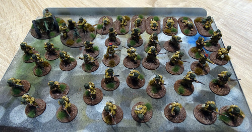 Bolt Action - French Army