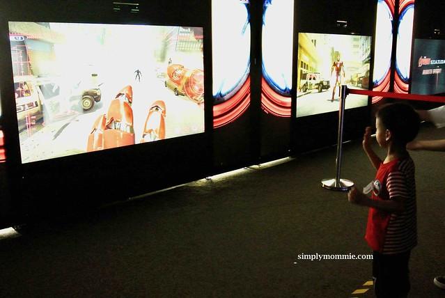 Avengers STATION Exhibition