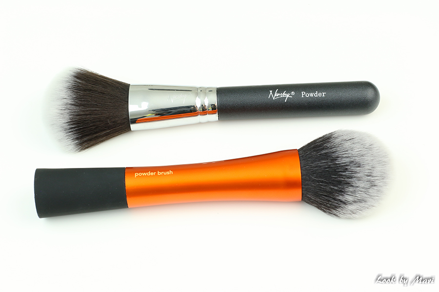 8 real techniques powder brush nanshy powder brush review kokemuksia