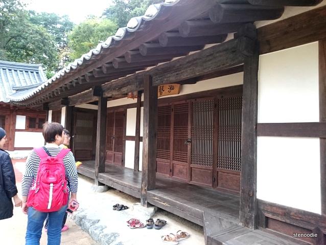 Hanokstay in Gangneung